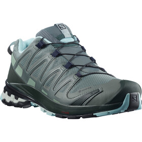 Salomon XA Pro 3D v8 GTX Shoes Women balsam green/green gables/pastel tu